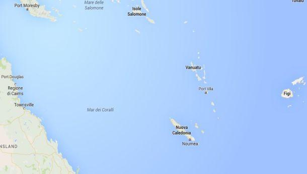 Violento terremoto nel sud Pacifico. Allerta tsunami
