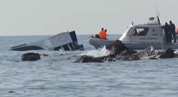 Migranti: 4 donne e un bambino annegano in Grecia all'Isola di Samos