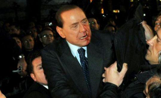 Torna libero l'aggressore di Berlusconi. Gli lanciò il Duomo in faccia