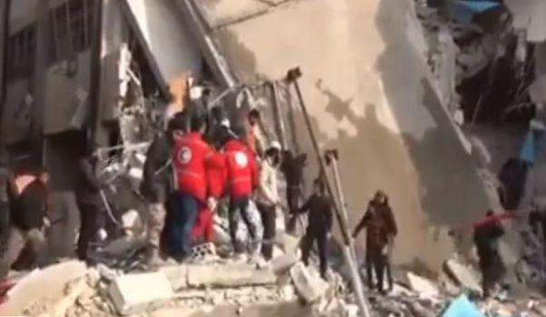 Siria: bombardamento aereo fa 44 vittime, nonostante la tregua