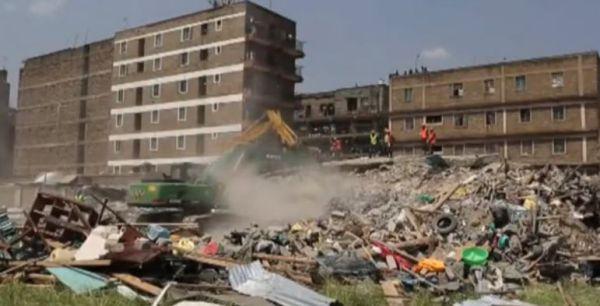 Nairobi: salgono i morti per il palazzo crollato