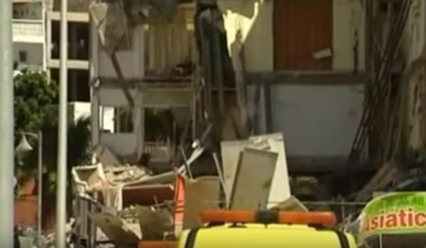 Canarie: due italiani sotto le macerie dopo crollo a Tenerife