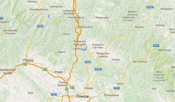 Terremoto spaventa la Toscana