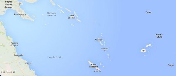 Allarme tsunami nel Pacifico per  violento terremoto