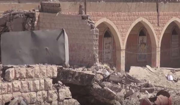 Siria: scoperta fossa comune di vittime Isis nella Palmyra riconquistata da Damasco