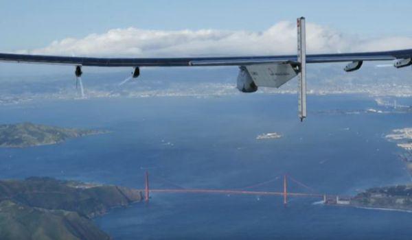 Solar Impulse vola dalle Hawaii a San Francisco. Tre giorni sul Pacifico grazie al Sole
