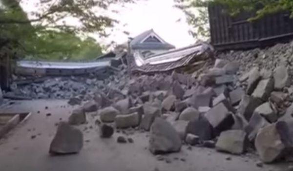 Giappone: sale a 41 morti il bilancio del sisma nel sud