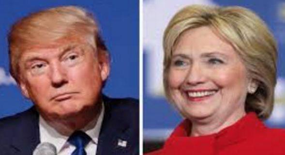 Presidenziali Usa: a New York vincono la Clinton e Trump
