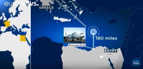 EgyptAir: trovati resti umani e rottami in mare
