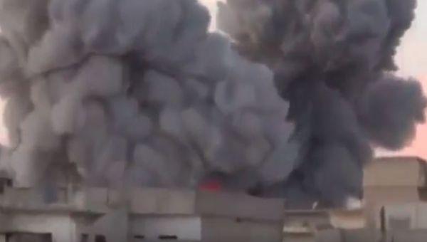 Siria: strage di donne e bambini in campo profughi. 30 morti