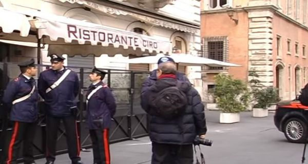 Roma: sequestrate le pizzerie della camorra