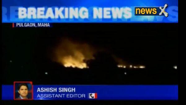 India: 17 militari morti per esplosione deposito munizioni