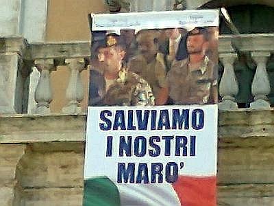 Marò in India: Salvatore Girone in Italia fino al processo