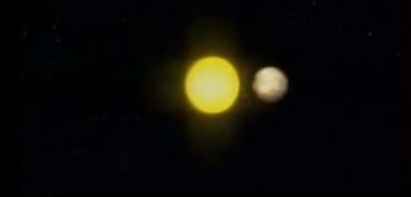 Mercurio passa tra il Sole e la Terra