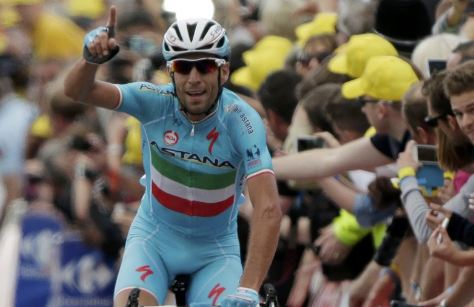 Nibali vince il Giro