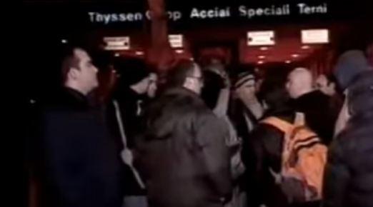 Strage ThyssenKrupp: Cassazione conferma le condanne per i 7 operai morti