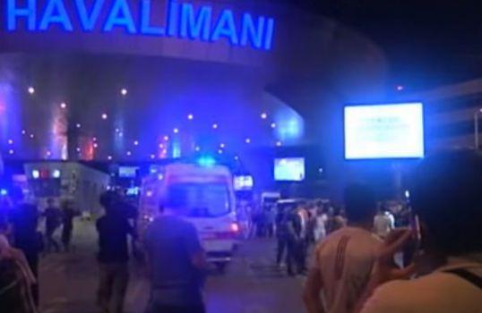 Turchia: strage aeroporto Istanbul. 36 morti e 147 feriti