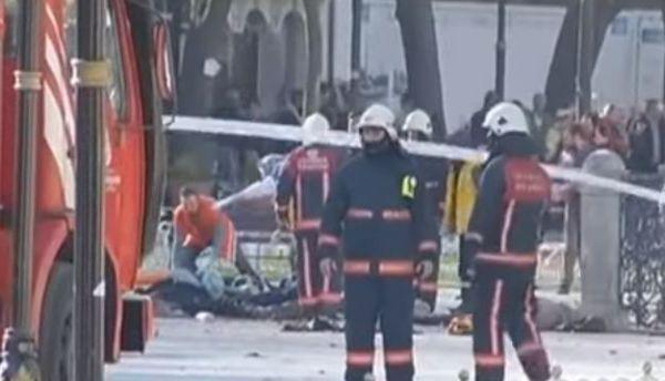 Turchia: attentato nel centro di Istanbul