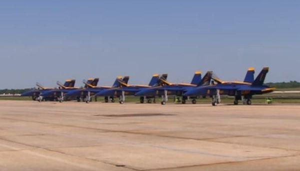 Chiusa base Air Force One, falso allarme