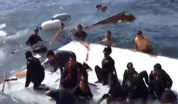 Migranti: stragi continue. Oltre 500 morti tra Grecia e Libia