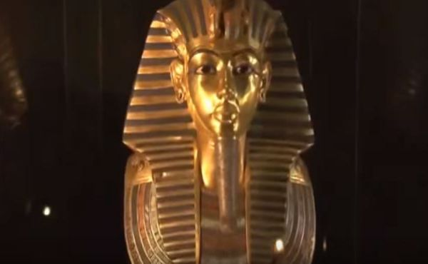 Il pugnale di Tutankhamon è di origine celeste