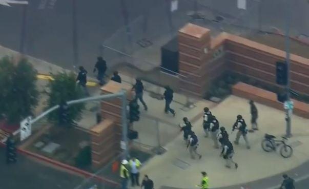 Sparatoria Università Los Angeles: due morti