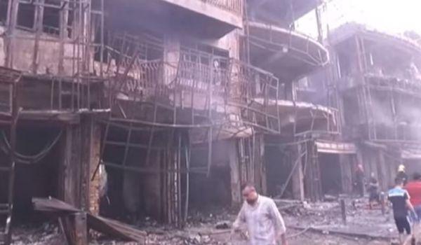 125 morti in Iraq: terribile strage Isis a Baghdad. 150 feriti
