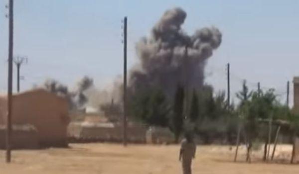 28 civili uccisi in Siria per bombardamento contro Isis