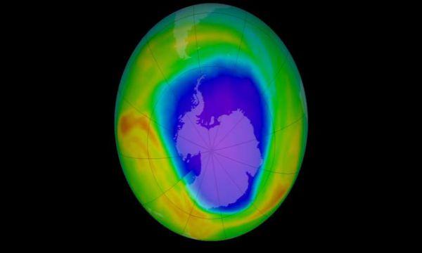 """Una buona  notizia: si sta riducendo il """" buco"""" dell'Ozono"""