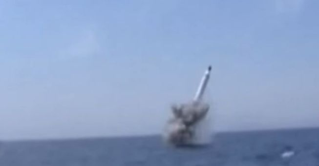 Corea del Nord: nuovo lancio missile balistico da sommergibile