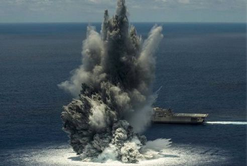 Florida: terremoto 3.7 provocato da Marina Usa