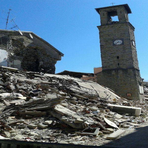 Marche: forte terremoto. Aumentano i morti
