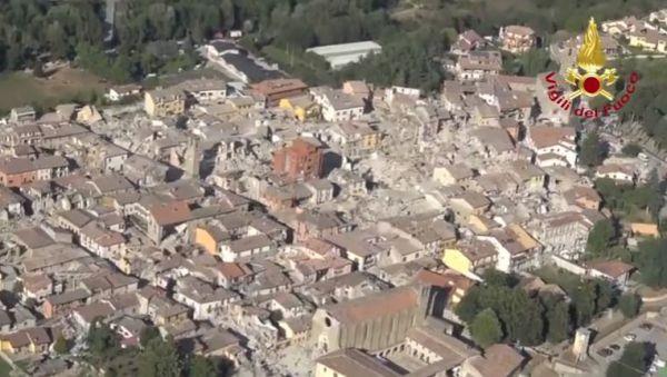 Terremoto,partita la missione della protezione civile Campania
