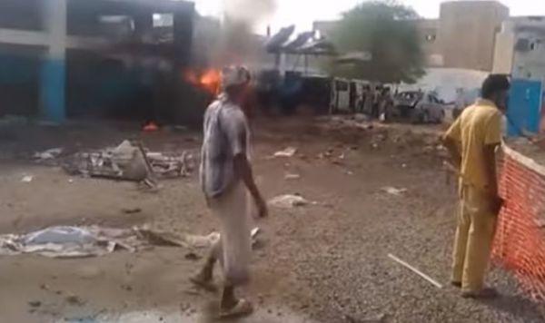 Yemen: 9 morti per bombardamento di ospedale