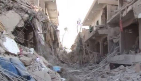 Siria: 22 morti per le bombe sui curdi. Usa inviano jet