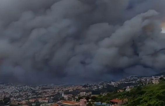 Madeira e Francia: morti e sfollati per gli incendi