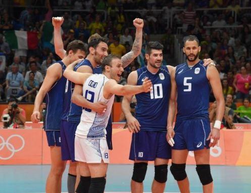 Grandiosa Italia pallavolo: 3 a 2 agli Usa