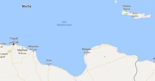Bombardamento Usa in Libia contro Isis a Sirte