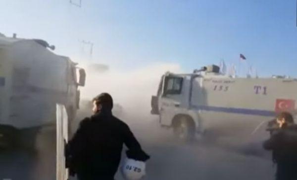 Siria: decine di morti per attacco Turchia contro curdi