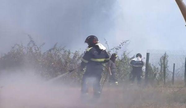 Roma assediata dagli incendi