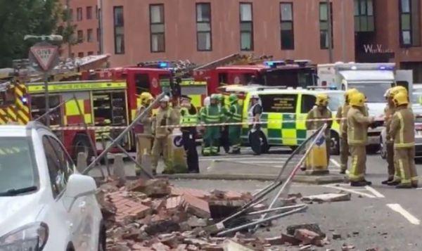 Scozia: esplosione semi distrugge ristorante italiano
