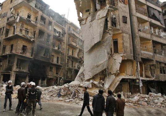 Scattata la tregua in Siria. Le armi dovrebbero tacere per 7 giorni