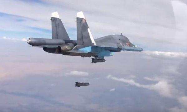 Usa : barbarie della Russia in Siria