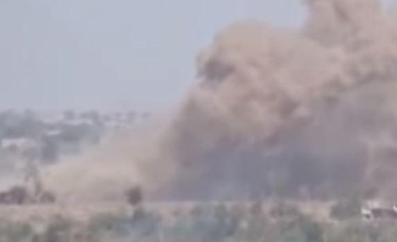 Siria: 60 morti per bombardamento Usa. A rischio la tregua