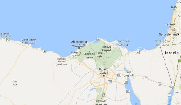 Egitto: affonda barcone con 600 a bordo. Decine i morti