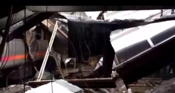 Anche morti nel treno deragliato nel New Jersey