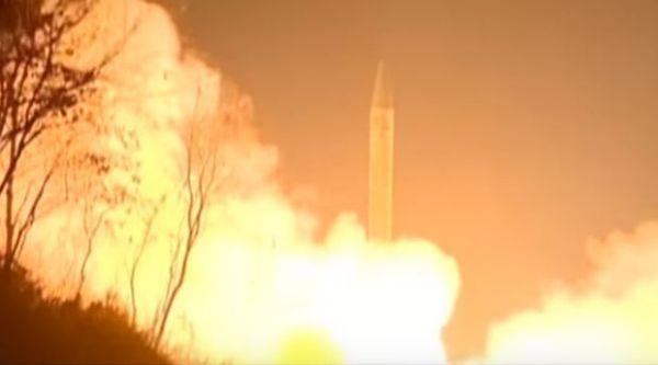 Corea del Nord lancia tre missili balistici