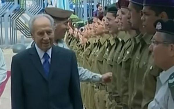 E' morto Shimon Peres