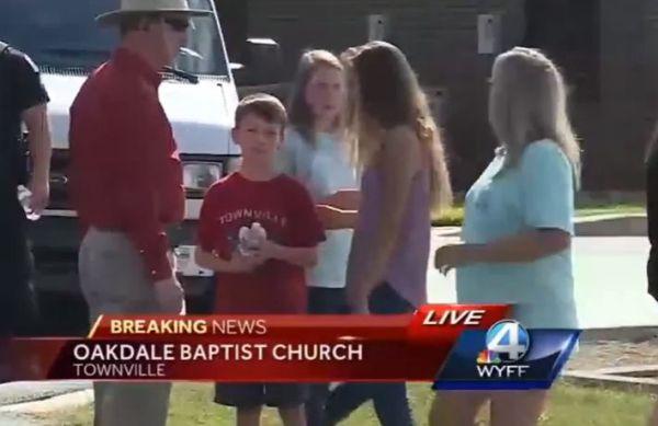 Carolina: adolescente uccide il padre e poi spara a scuola
