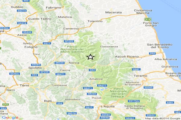 Nuove scosse di terremoto ad Arquata. I morti salgono a 297
